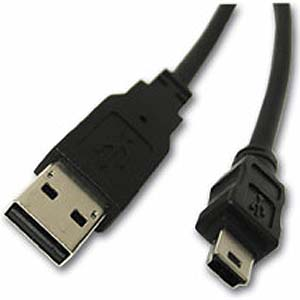 Cavo Usb 2.0 Tipo A/Mini-B 1MT